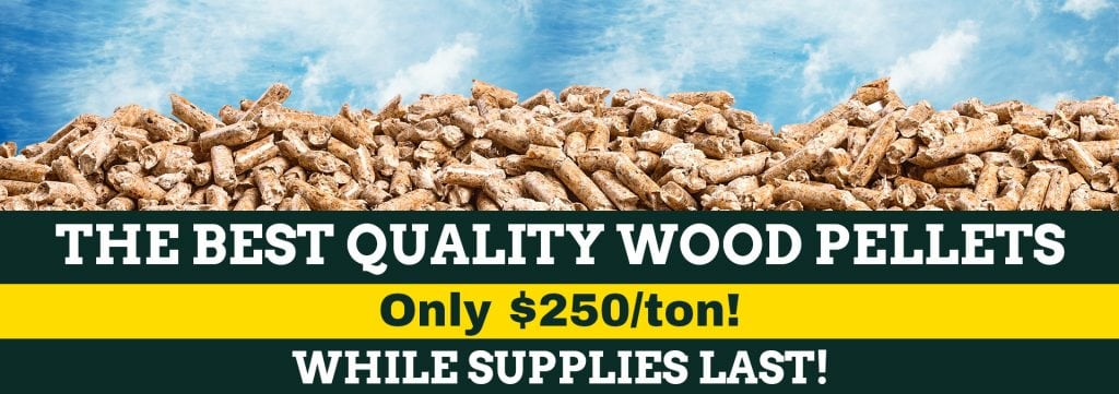 The best quality Wood Pellets!
